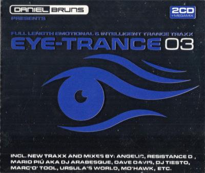 Daniel Bruns - Eye-Trance 03