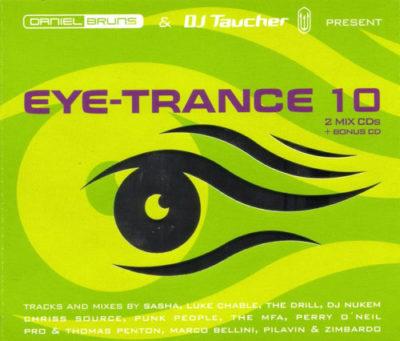 Daniel Bruns & Taucher - Eye-Trance 10