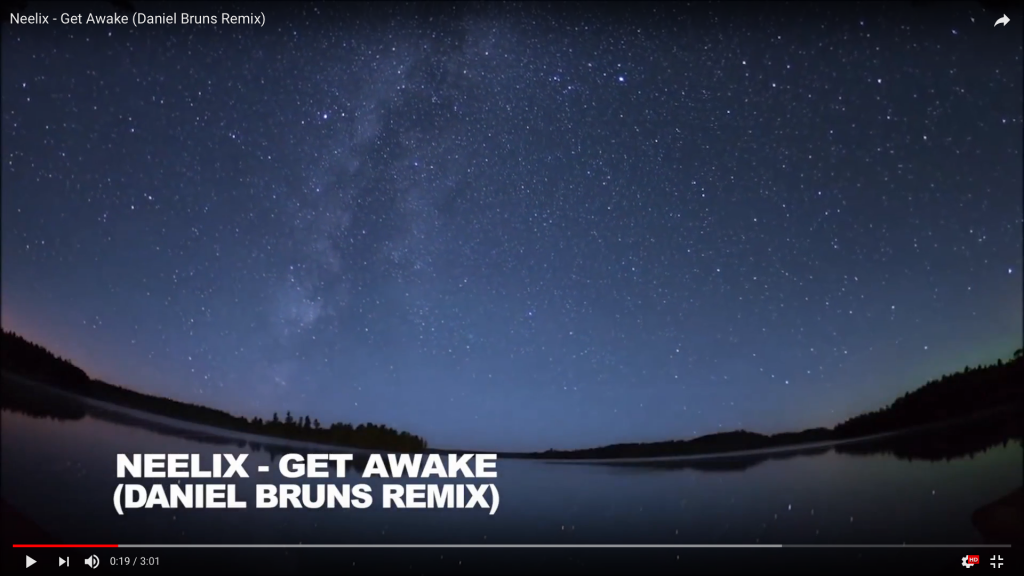 Neelix - Get Awake (Daniel Bruns) Video