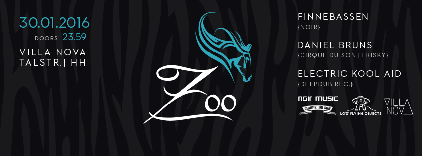 ZOO feat. Finnebassen, Daniel Bruns, Electric Kool Aid