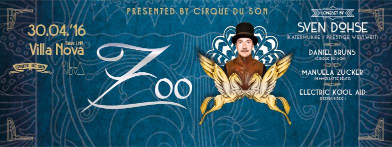 ZOO feat. Sven Dohse (Katermukke, Prestige Weltweit), Daniel Bruns, Manuela Zucker, Electric Kool Aid