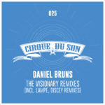Daniel Bruns - The Visionary Remixes
