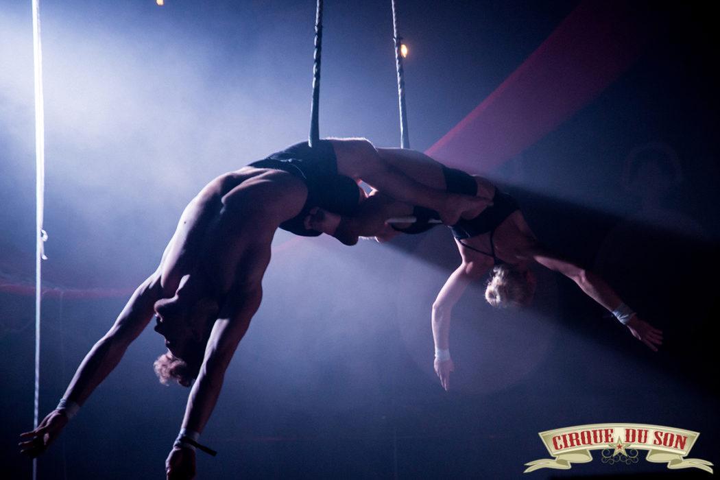 Cirque du Son Festival - Trapez