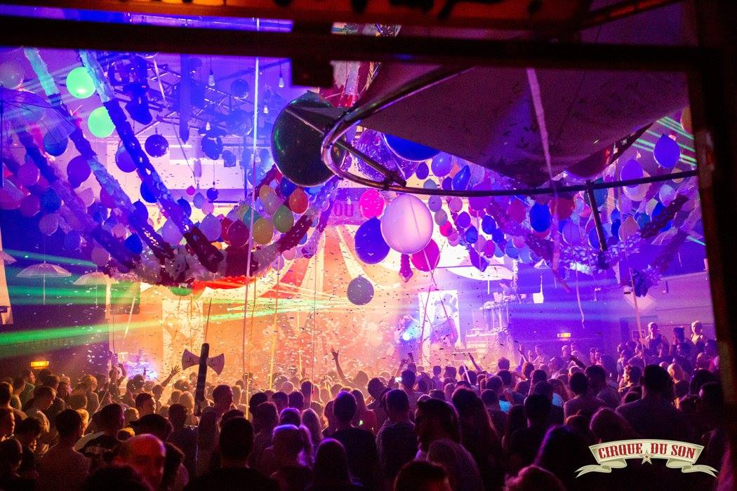 Cirque du Son Festival - Rave